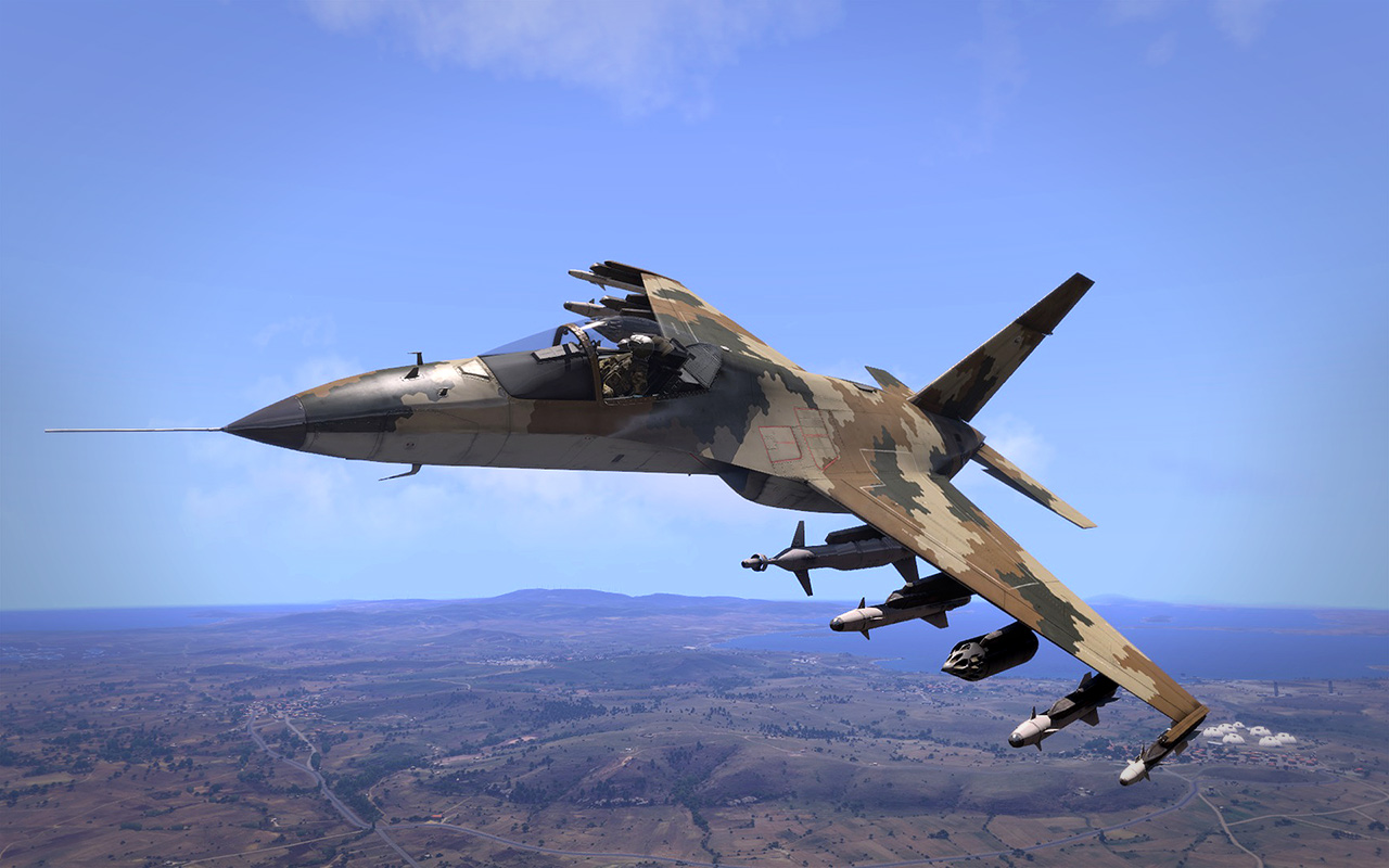 OPREP - FIXED-WING CONFIGURATION | Dev Hub | Arma 3