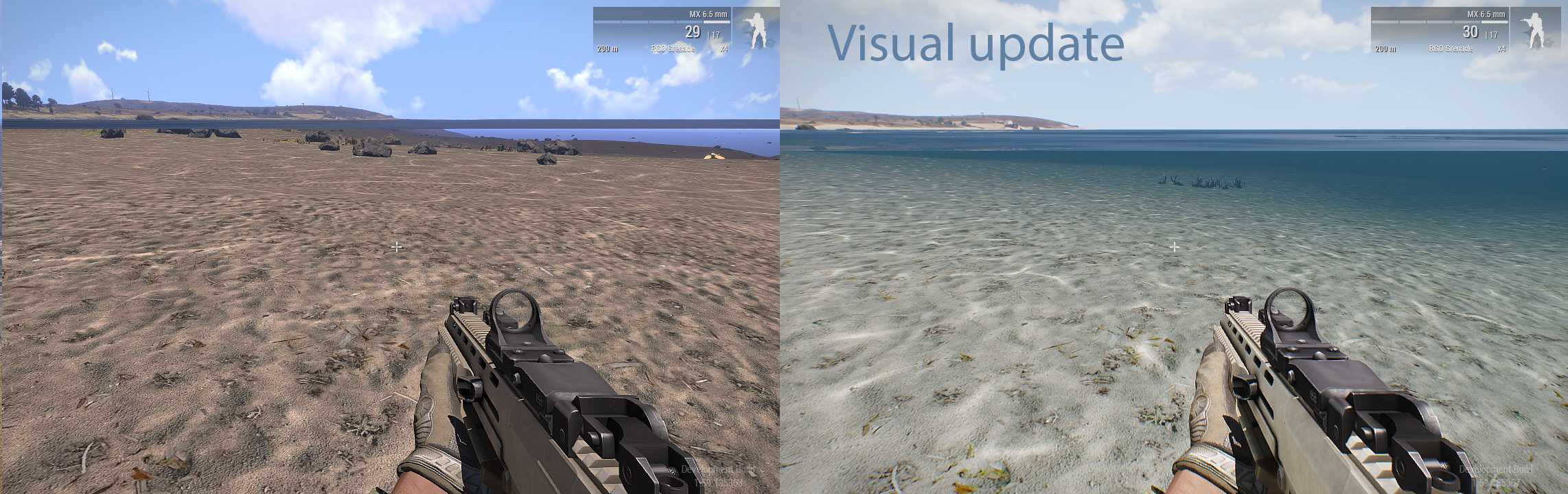 OPREP Visual Update Arma - Arma 3 us maps
