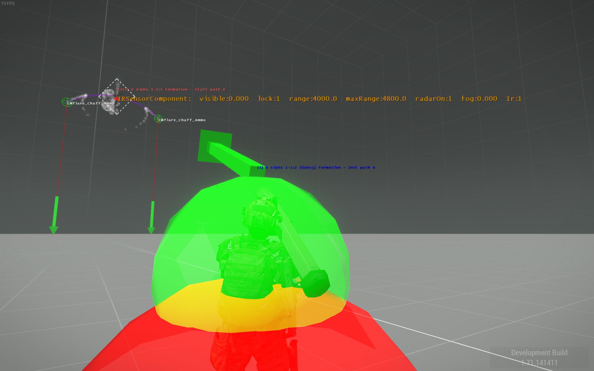 OPREP - SENSOR OVERHAUL | Dev Hub | Arma 3