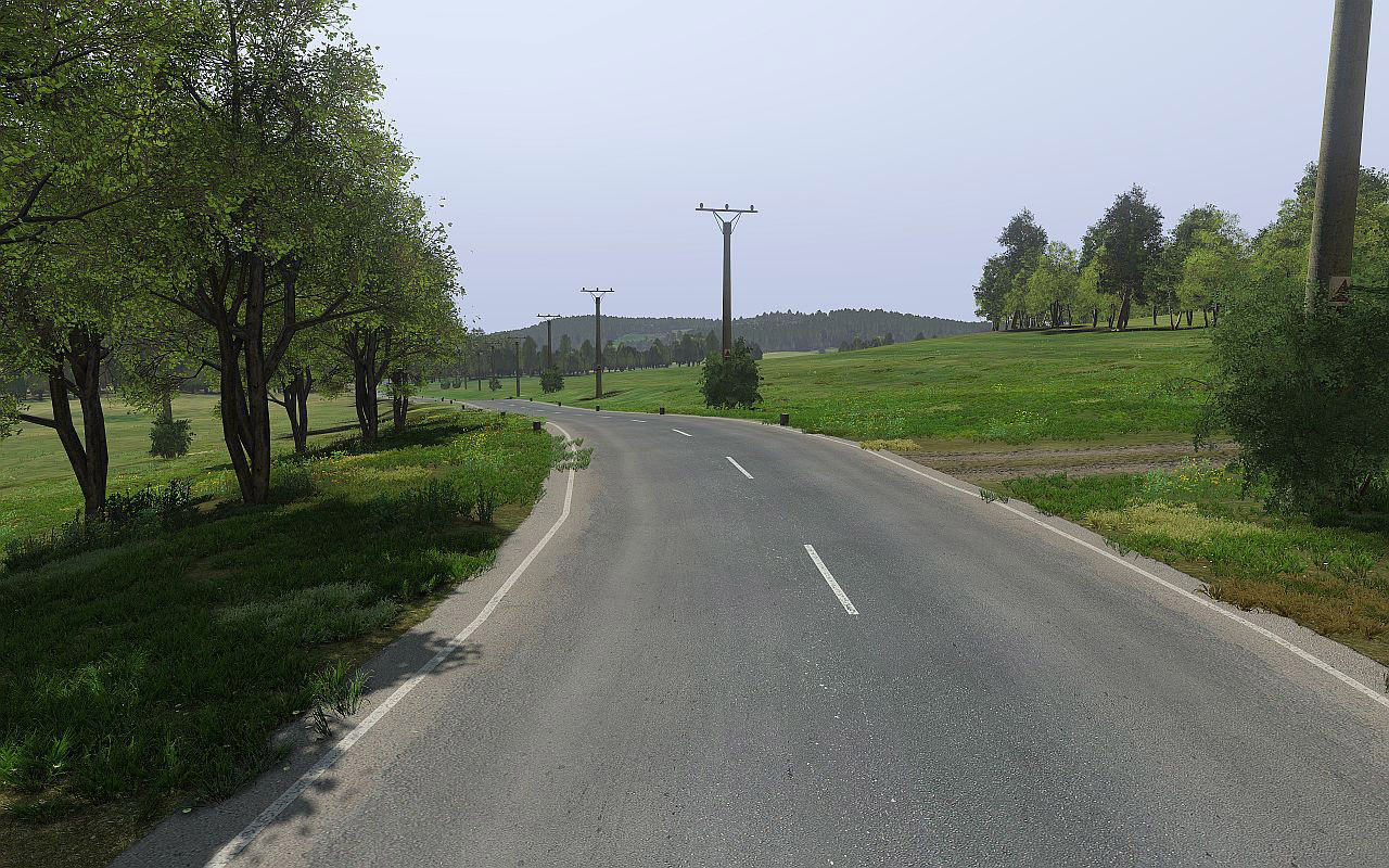 Can Bring Some Hope To All Of You Dreaming Of Making A Decent Arma Terrain With More Than 2 Kilometers Of Road Network Quicker Than A Matter Of Months